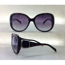 High Quality Fashion Eyewear Oversized Sunglasses for Lady Travelling P25031