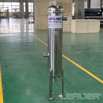Filter bag stainless steel untuk air limbah industri