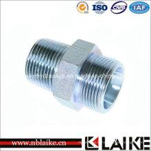 Adaptateur de tube hydraulique mâle mâle / NPT mâle (1DN)