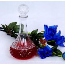Garrafa de vidro para vinho, vodka, uísque, cevada-bree, bebida destilada, bebidas espirituosas