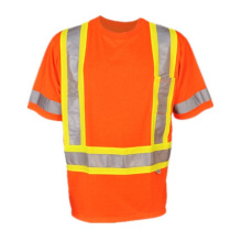 High Visibility Reflective T-Shirt