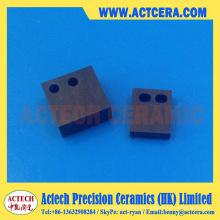 Producto cerámico de nitruro de silicio / mecanizado de piezas de cerámica Si3n4