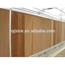 Automatic Cooling Pad System in Chicken House