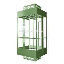 Capteur de porte d'ascenseur pour ascenseur panoramique