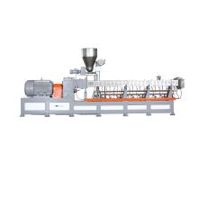 Extrudeuse Masterbatch de remplissage CaCO3 avec alimentation latérale