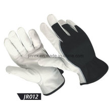 Promotional Pigskin Leather Mechanics Working Construction Safe Hand Glove