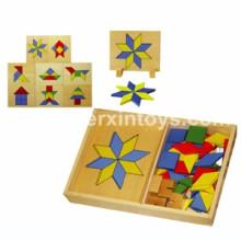 Wooden Shape Blocks (81408)