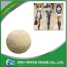 Anti Mancha Anti polvo usado para prendas de mezclilla de algodón