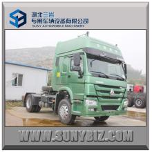 371HP Sinotruk HOWO 4X2 Sattelzugmaschine