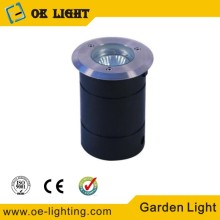 Certificación de calidad redonda cubierta de luz de metro con Ce y RoHS