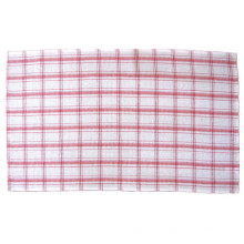 Customized Checked Checkweave Woven Placemat Assorted Color Tea Towel Table Mat