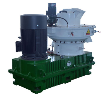 YGKJ560+Automatic+Lubrication+Biomass+Pellet+Mill