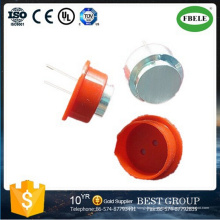 Sensor de ultrasonido impermeable de 16 mm a 40 kHz con cubierta de goma (FBELE)