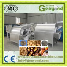 Máquina de torrefação de amendoim Máquina de torrefação de amendoim