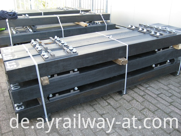 Railway Advantages Plastic Sleepers