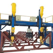 gantry submerged arc welding machine /automatic girth welder/H beam automatic production line