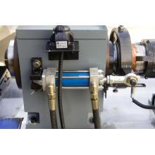 Máquina de corte de tubo de aço com sistema hidráulico