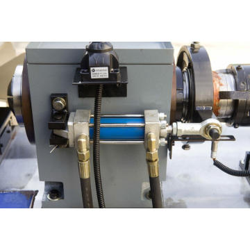 Steel Pipe Cutting Machine with hydraulic system