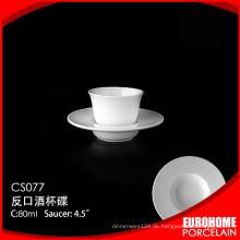 80ml verwenden Abendessen für gesunde Ernährung Keramik Kaffeetasse