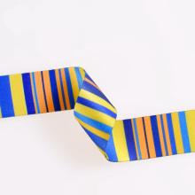 Thin Colored Dacron/Nylon/Cotton Strap Webbing for Climbing