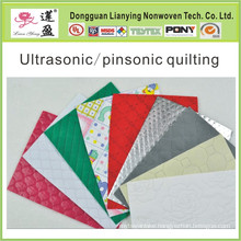 Ultrasonic Quilted Fabric Use for Mattress