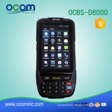 OCBS-D8000: Android Handheld data transfer collector device portable