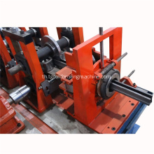 ชั้นวางของ Storage Pallet Rack Upright Roll Forming Machine