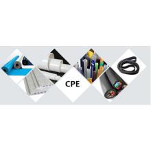 Agentes auxiliares plásticos Polietileno clorado 63231-66-3