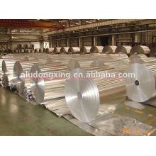 Lámina de aluminio para contenedores de alimentos