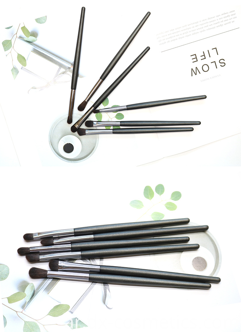 6 PCS Eyeshadow Brushes Set 7
