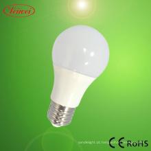 15W lâmpada de alumínio plástico PC