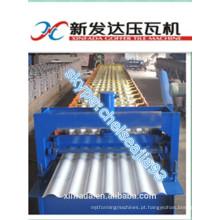 Máquina hidráulica de corte de chapas