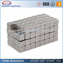 N35 magnet bar Nickel Plated for magnet generator free energy