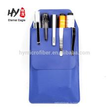 Дешевые толстые PU кожаный мешок ручки