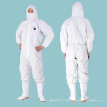 Einweg-Schutzkleidung Overall Schutzanzug