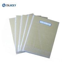 Golden Inkjet Printing Board PVC Sheet for Plastic Cards / Shenzhen