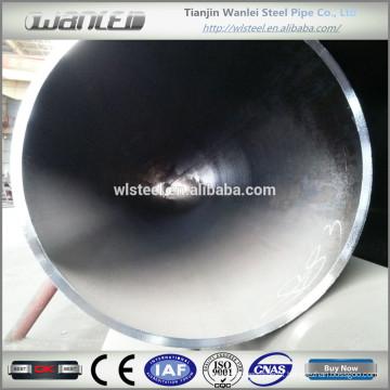 Tubo de aço de 1200mm
