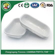 para el envase de comida hermético de aluminio promocional de la comida