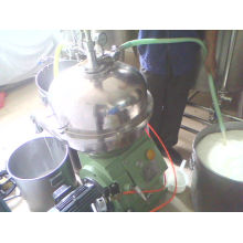 Séparateur de centrifugeuse centrifuge de lait de Dhy400