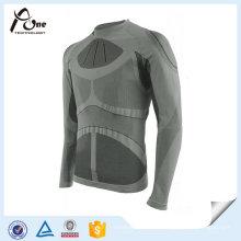 Sous-vêtements de sports d'hiver bon marché sous-vêtements thermiques chauffés pour les hommes