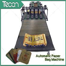 Machine de fabrication de sac en papier Kraft 2-4 couches