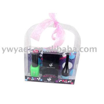 T114 cosmetic set(eyeshadow,nail polish,eyecream shadow)
