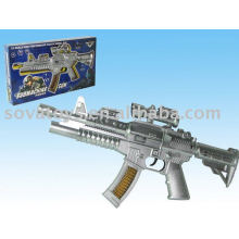 914020376 battery toy gun,toy gun with sound,sparkle gun with music