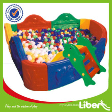 Indoor Playground Soft Ball Pit with Low Price LE.QC.002                                                     Quality Assured