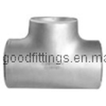 PED 3.1 Equal Tee Stainless Steel Seamless