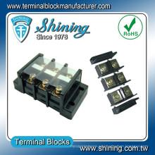 TB-100 Panel de aislamiento de plástico 100A RCA Wire Connector