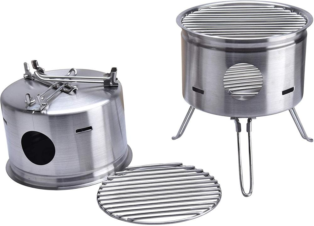 Foldable Stove