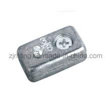 Collier de serrage carré Dr-7316z