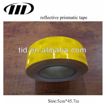 reflective prismatic tape