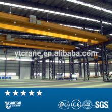 5 ton, 10 Ton, 20 Ton cuerda de alambre eléctrico alzamiento 10 tonelada 20m span monorail grúa